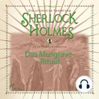 Sherlock Holmes, Das Musgrave-Ritual