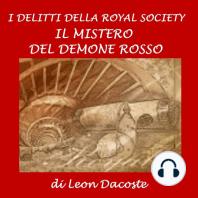 I delitti della Royal Society: il mistero del demone rosso