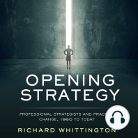 Opening Strategy
