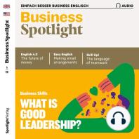Business-Englisch lernen Audio - Führung