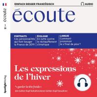 Französisch lernen Audio - Winterliche Ausdrücke