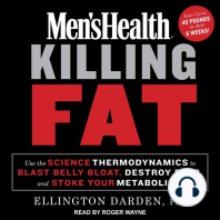 Men's Health Killing Fat
