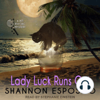Lady Luck Runs Out: A Pet Psychic Mystery