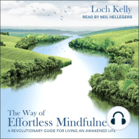 The Way of Effortless Mindfulness