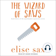 The Wizard of Saws: book three of the matchmaker mysteries series