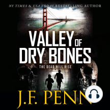 Valley Of Dry Bones: An ARKANE Thriller