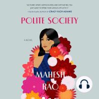 Polite Society: A Novel