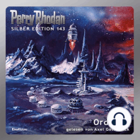 Perry Rhodan Silber Edition 143