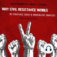 Why Civil Resistance Works