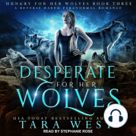 Desperate for Her Wolves