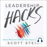 Leadership Hacks