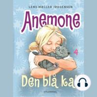 Anemone 4 - Den blå kat