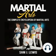 Martial Arts: The Complete Encyclopedia Of Martial Arts