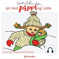 Jul med Pippi og Lotte