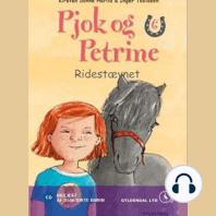 Pjok og Petrine 6. Ridestævnet