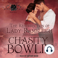 The Resurrection of Lady Ramsleigh: Lost Lords, Book Four
