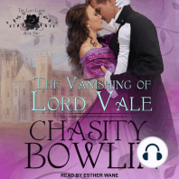 The Vanishing of Lord Vale