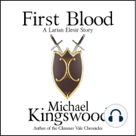 First Blood: A Larian Elesir Story
