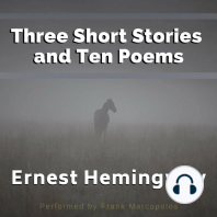 Three Short Stories and Ten Poems