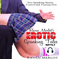 Raven Merlot's Erotic Spanking Tales Volume 2