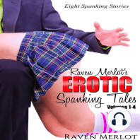 Raven Merlot's Erotic Spanking Tales