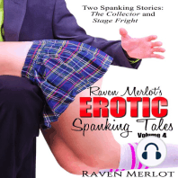 Raven Merlot's Erotic Spanking Tales Volume 4