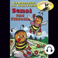 Die Abenteuer der Biene Sumsi, Folge 4