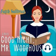 Good Night, Mr. Wodehouse
