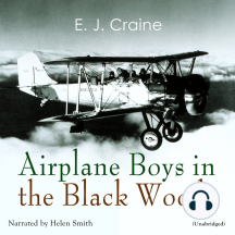 Airplane Boys in the Black Woods