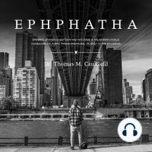 EPHPHATHA: GROWING UP PROFOUNDLY DEAF AND NOT DUMB IN THE HEARING WORLD: A BASKETBALL PLAYER'S TRANSFORMATIONAL JOURNEY TO THE IVY LEAGUE