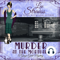 Murder at the Mortuary