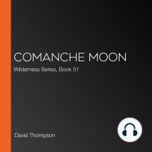 Comanche Moon: Wilderness Series, Book 51