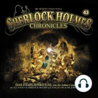 Sherlock Holmes Chronicles, Folge 43
