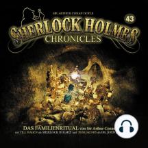 Sherlock Holmes Chronicles, Folge 43: Das Familienritual