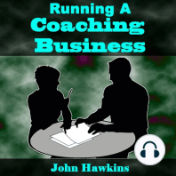 Running A Coaching Business