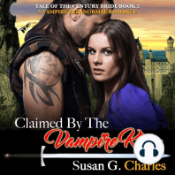 Claimed by the Vampire King - Book 2