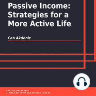 Passive Income: Strategies for a More Active Life