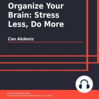 Organize Your Brain