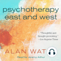Psychotherapy East and West