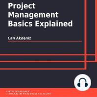 Project Management Basics Explained