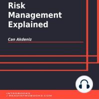 Risk Management Explained