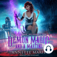 Demon Magic and a Martini