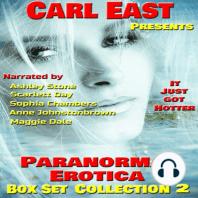 Paranormal Erotica-Box Set Collection 2