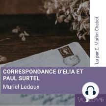 Correspondance de Elia et Paul Surtel (1937-1938)