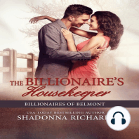 Billionaire's Housekeeper, The - Billionaires of Belmont Book 3