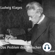Das Problem des Menschen: Originaltonaufnahmen 1949/1952