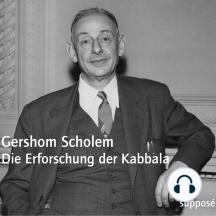 Die Erforschung der Kabbala: Originaltonaufnahmen 1967