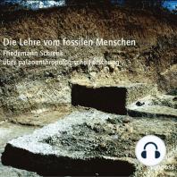 Die Lehre vom fossilen Menschen