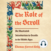 The Role of the Scroll: An Illustrated Introduction to Scrolls in the Middle Ages