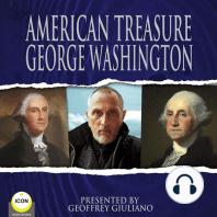 American Treasure George Washington